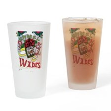 My Version of Camel Wides Drinking Glass