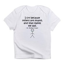 Big Bang Others Are Stupid Infant T-Shirt