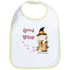 Good Witch Bib