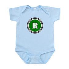 Green Infant Bodysuit