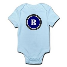 Blue Infant Bodysuit
