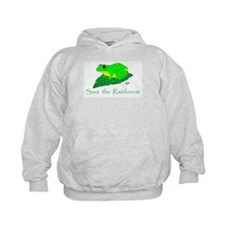 Save the Rainforest Hoodie