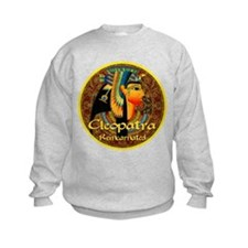 Cleopatra Reincarnated Persian Carpet Sweatshirt