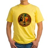 Cleopatra Reincarnated Persian Carpet T-Shirt