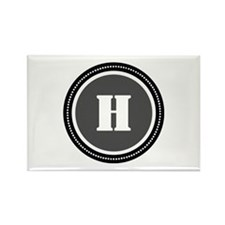 Gray Rectangle Magnet (100 pack)