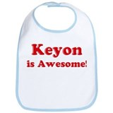 Keyon is Awesome Bib
