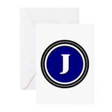 Blue Greeting Cards (Pk of 20)