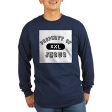 Property of Jesus Long Sleeve T-Shirt