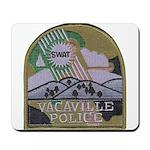 Vacaville PD SWAT Mousepad