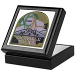 Vacaville PD SWAT Keepsake Box