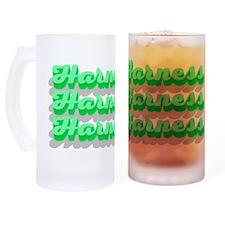 Brazos Valley Bellydance Logo Drinking Glass