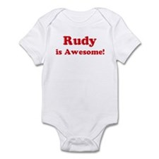 Rudy is Awesome Infant Bodysuit