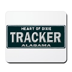 Alabama Tracker Mousepad