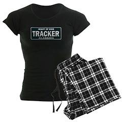 Alabama Tracker Pajamas
