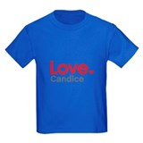 Love Candice T-Shirt