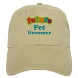 Future Pet Groomer Baseball Cap