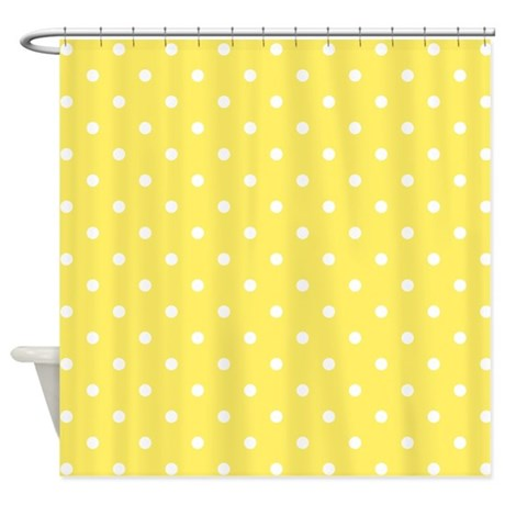 Shower Curtains Yellow