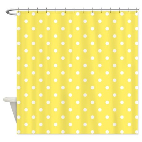 Shower Curtains Yellow Room Ornament