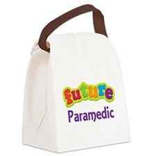 Future Paramedic Canvas Lunch Bag