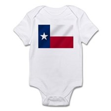 Texas State Flag Infant Bodysuit