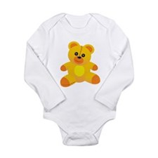 Teddy Bear Body Suit
