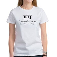 INTJ -- I shouldn't have to tell you... T-Shirt