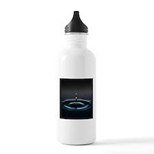 Water Drop image Water Bottle