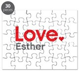 Love Esther Puzzle