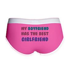 Boyfriend Has Best Girlfriend Women's Boy Brief