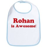 Rohan is Awesome Bib