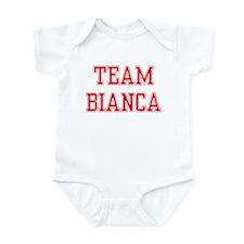 TEAM BIANCA  Infant Bodysuit