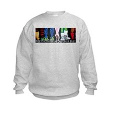 Different Strokes 4 Different Folks Sweatshirt