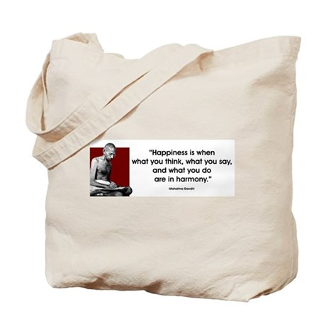 Happiness is... Tote Bag