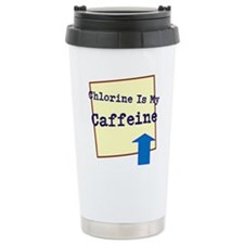 Chlorine Is My Caffeine Travel Mug