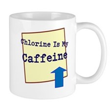 Chlorine Is My Caffeine Mug