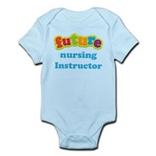 Future Nursing Instructor Infant Bodysuit