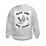 Get Off Sack Race Sweatshirt