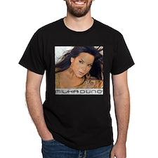milkafacewhite1 copy T-Shirt