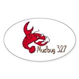 Cool Mudbug Decal