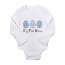 My First Easter Eggs Body Suit