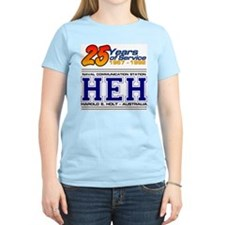 HEH 25 Years Women's Pink T-Shirt