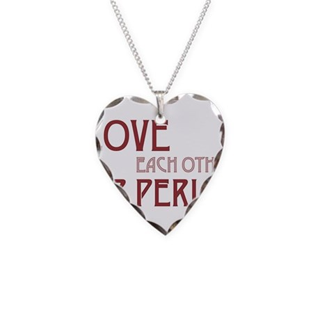 Love or Perish Fixup II.png Necklace with Heart Charm