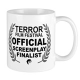 TFF Official Screenplay Finalist mug