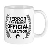 TFF Official Selection Laurel mug