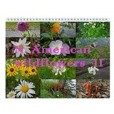 North America Wildflower Wall Calendar 2