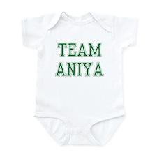 TEAM ANIYA  Infant Bodysuit