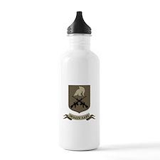 Molon Labe, Come and Take Them Water Bottle