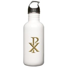 Golden 3-D Chiro Water Bottle