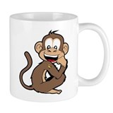cheeky Monkey Coffee Mug