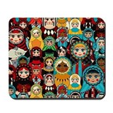 Matryoshka Mousepad